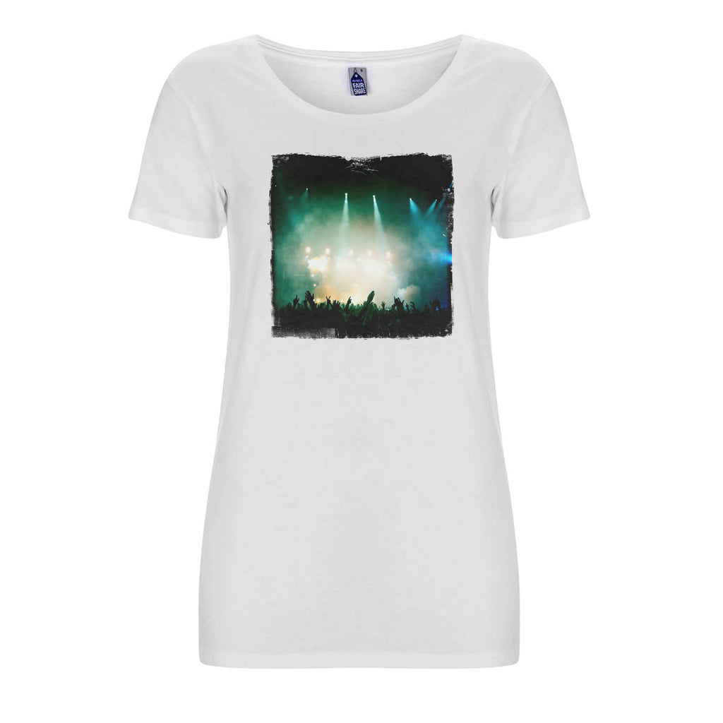 Women's Rez MKI Regular Fit T-Shirt | Audio Architect Apparel