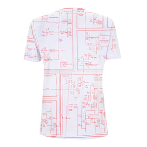 Sinnottizm Circuit T-Shirt - Audio Architect Apparel