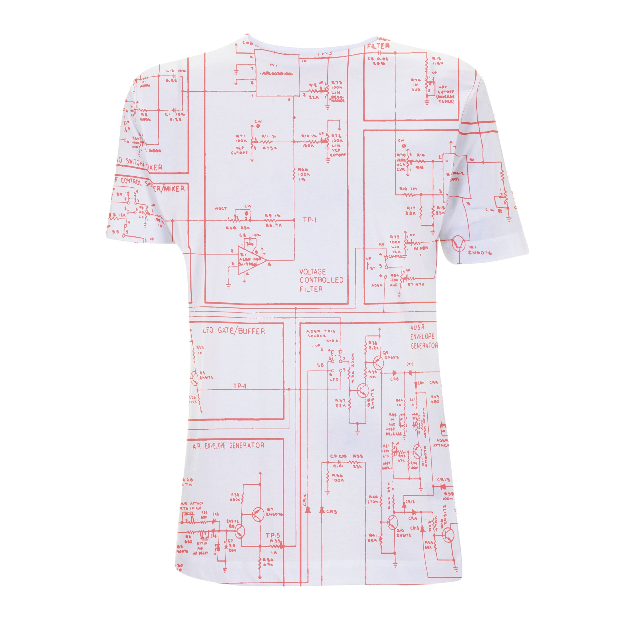 Sinnottizm Circuit T-Shirt | Audio Architect Apparel