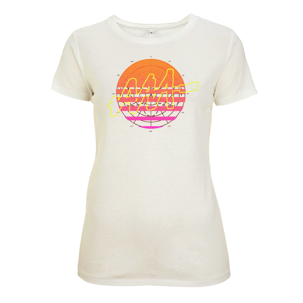 Womens Sunset 4050 T-Shirt | Audio Architect Apparel