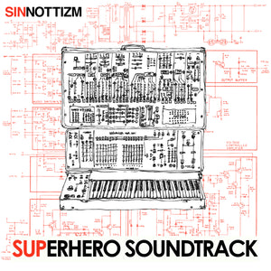 Superhero Soundtrack | Audio Architect Apparel