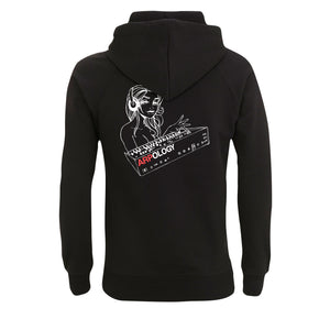 SynthGirl Hoodie | Audio Architect Apparel