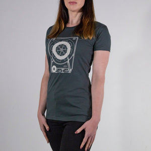 Women's 8Track T-Shirt | Audio Architect Apparel