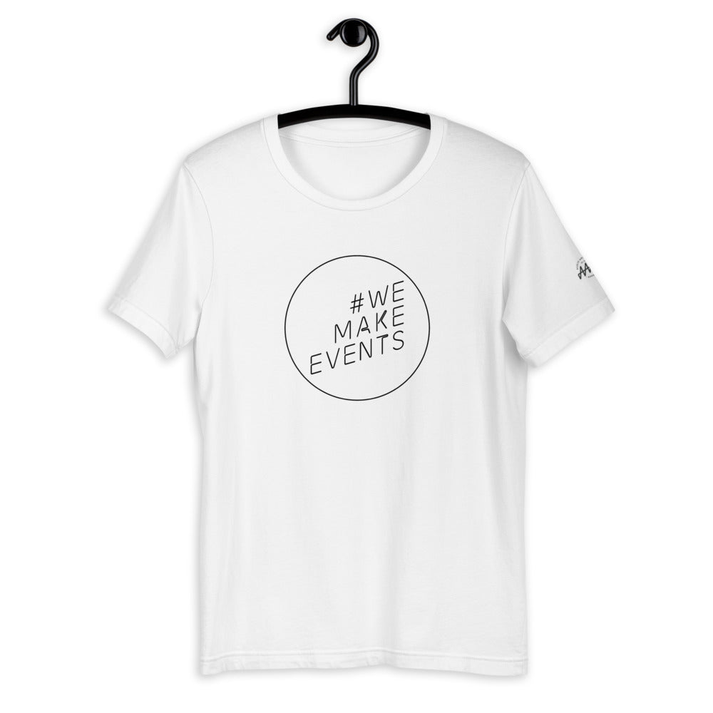 #WEMAKEEVENTS Charity T-Shirt | Audio Architect Apparel