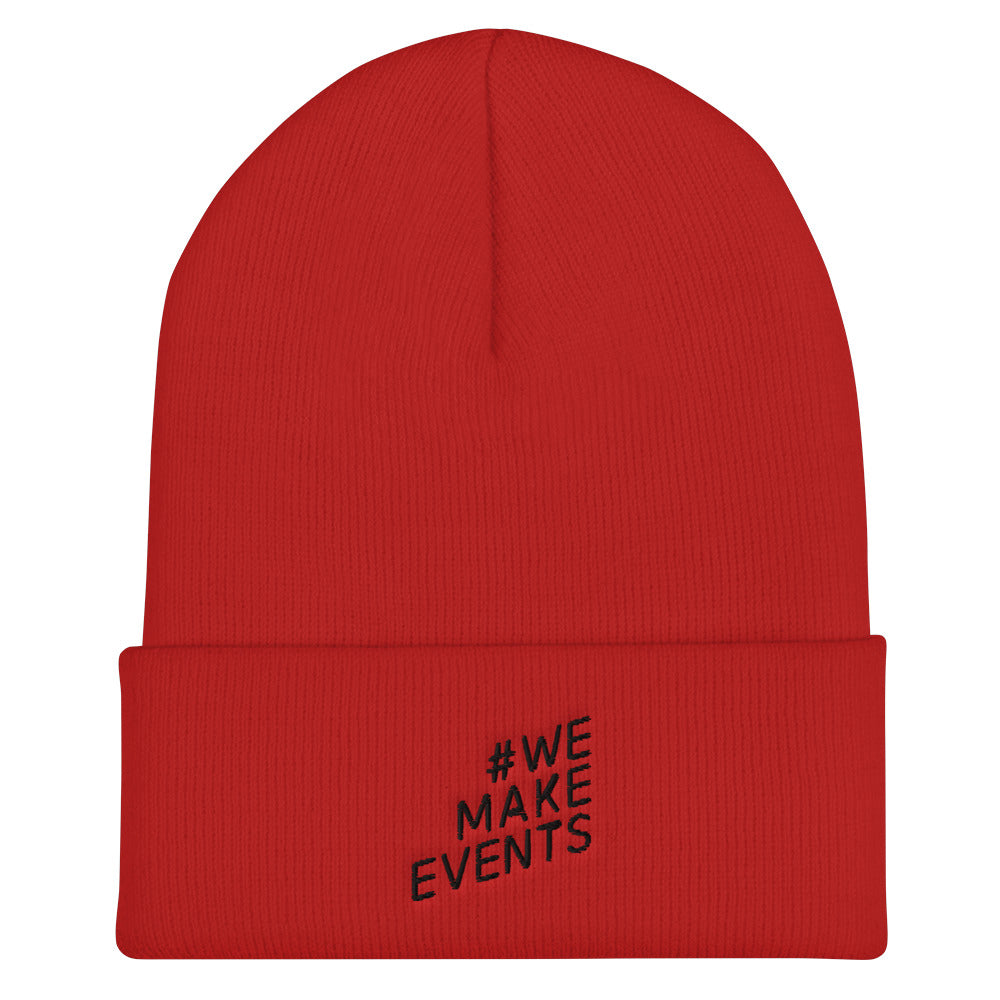 #WEMAKEEVENTS Charity Beanie | Audio Architect Apparel