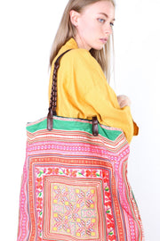 BILLIE JEAN TRIBAL TOTE BAG MOMO NEW YORK