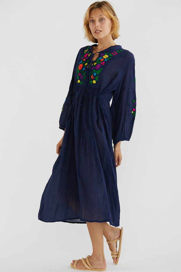 Boho Chic Dress Natalie MOMONEWYORK