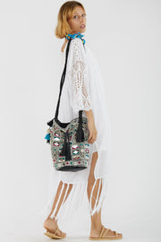 Bucket Bag Jade MOMONEWYORK