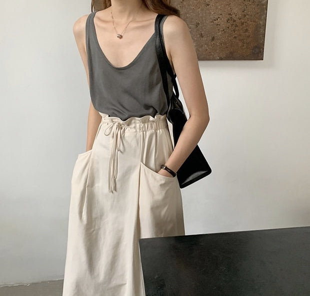 CAFE HOPPING SKIRT AUGUSTINA - MOMO NEW YORK