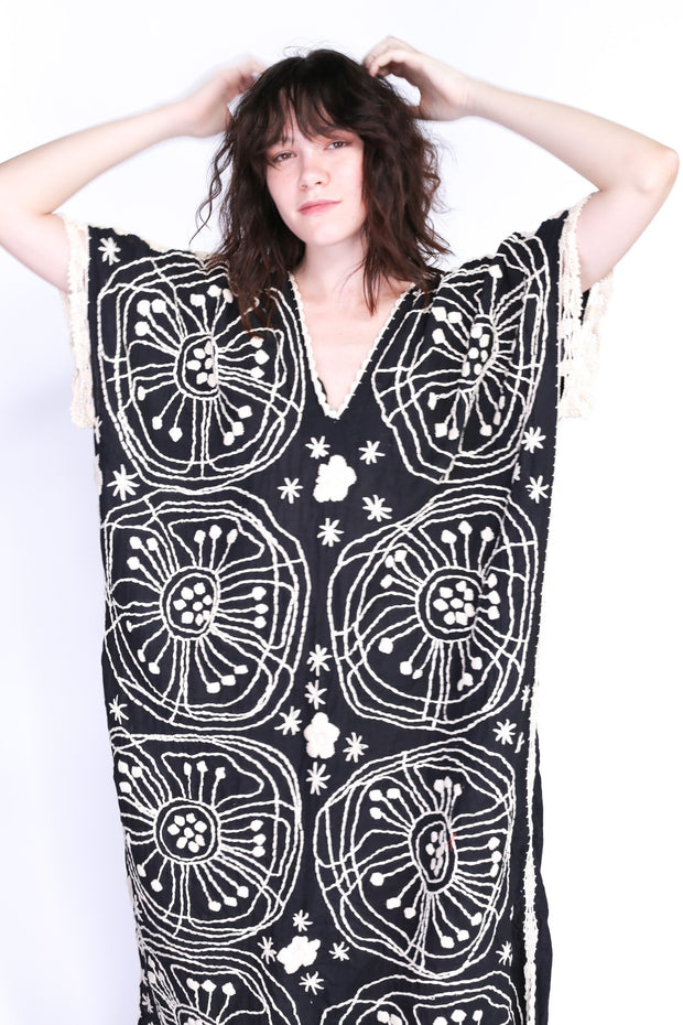 Dream City Kaftan Caroline MOMONEWYORK
