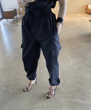 DRESSED UP JOGGING PANTS UMA MOMO NEW YORK