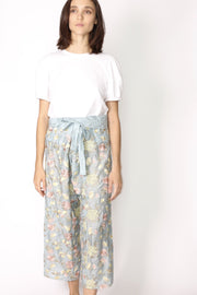EMBROIDERED FISHERMAN PANTS MAYU - MOMO NEW YORK