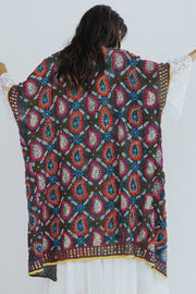 EMBROIDERED KAFTAN PILAR MOMO NEW YORK