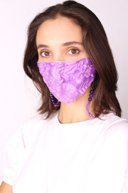 FACE MASK NECK STRAP ARABELLA - MOMO NEW YORK