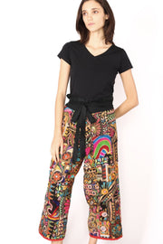 FISHERMAN PANTS GIVA - MOMO NEW YORK
