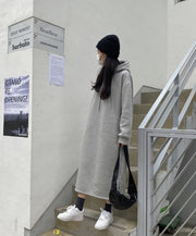 HOODIE SWEATER DRESS JANI - MOMO NEW YORK