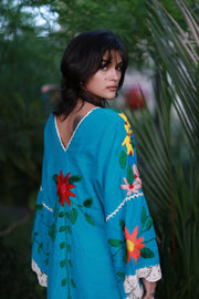 Kaftan Dress Natalie MOMONEWYORK