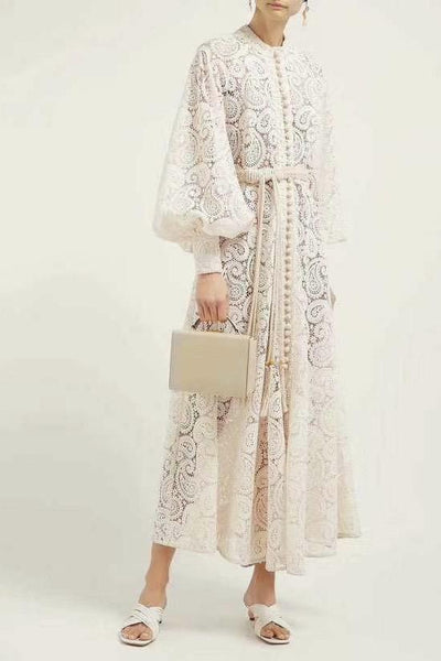 LACE DRESS ASIRA MOMO NEW YORK
