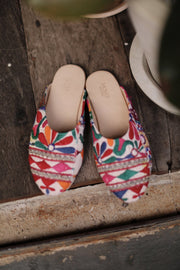 MOMO SLIPPERS HOUSE SHOES JUDITH MOMO NEW YORK