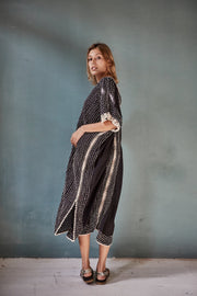 New York City Chic Kaftan Dress Isla MOMONEWYORK