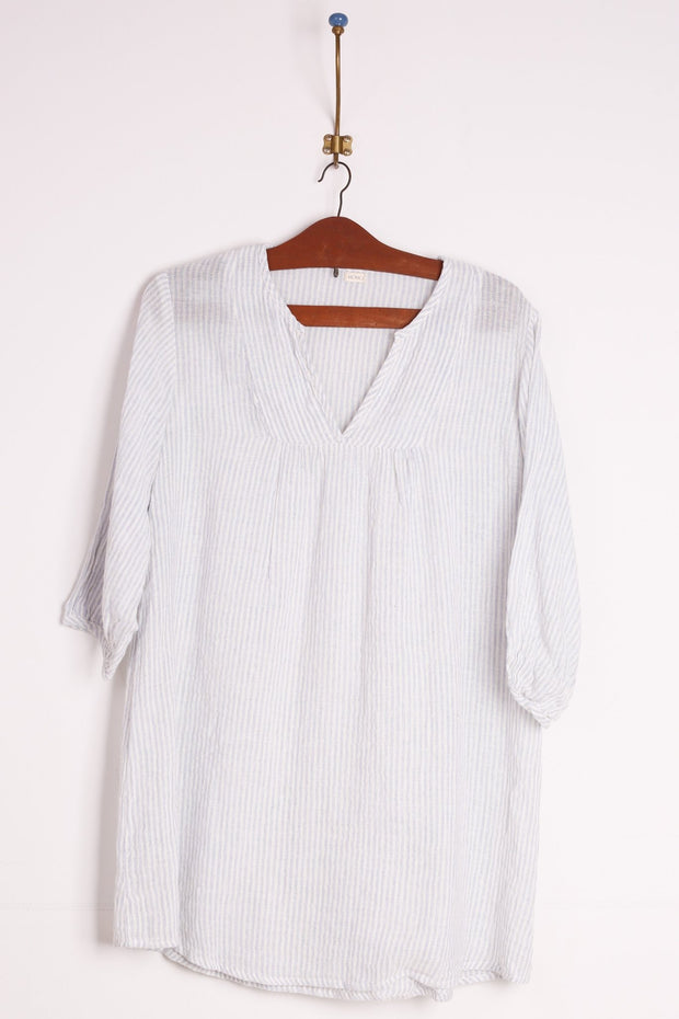 ORGANIC COTTON TOP INDIA MOMO NEW YORK