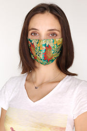 SILK FACE MASK KARU - MOMO NEW YORK