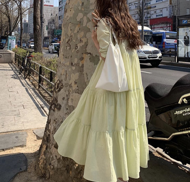 Spring Dress Luciana MOMO NEW YORK