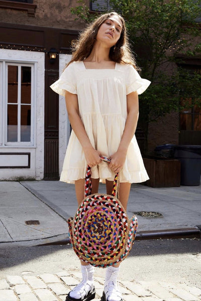 SUMMER BEACH BAG TIMMI MOMO NEW YORK