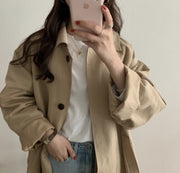 TRENCH COAT CRISTINA MOMO NEW YORK