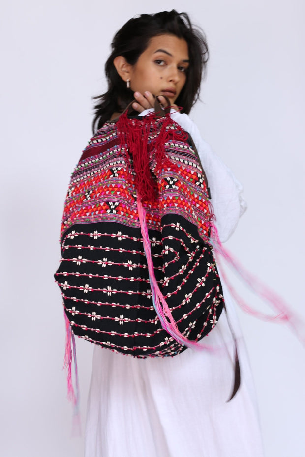 Tribal Hobo Bag Jane MOMONEWYORK