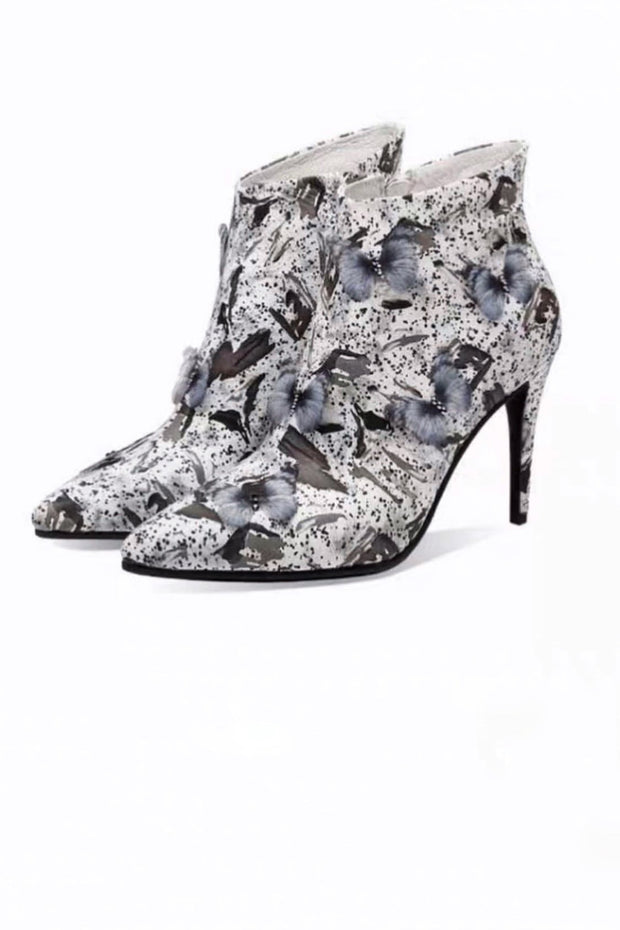 WISTERIA BOOTS X FREE PEOPLE BUTTERFLIES - MOMO NEW YORK