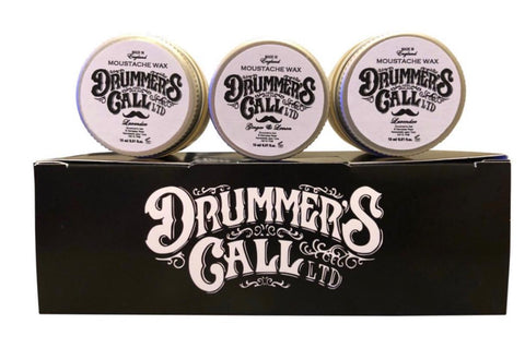 Moustache Wax Collection - Drummers Call