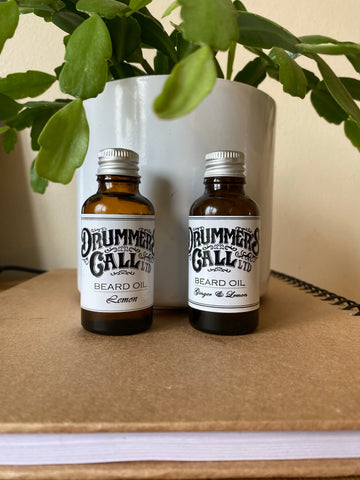 Beard Oil Collection. - Drummers Call