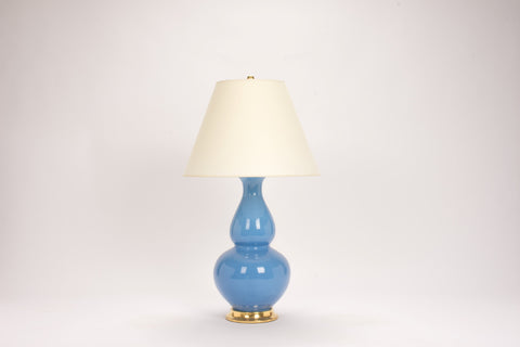 Single Aurora Lamp in Cornflower