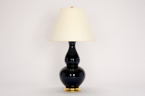 Single Aurora Lamp in Navy