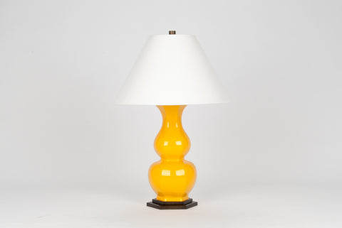 Carleton by Christopher Spitzmiller Sebastian Lamp in Sunny Lacquer