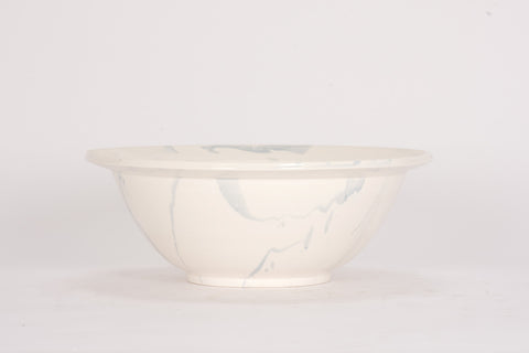 HT Deep Bowl in Heather Grey Marble