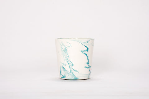 HT Wine Cooler in Turquoise Marble