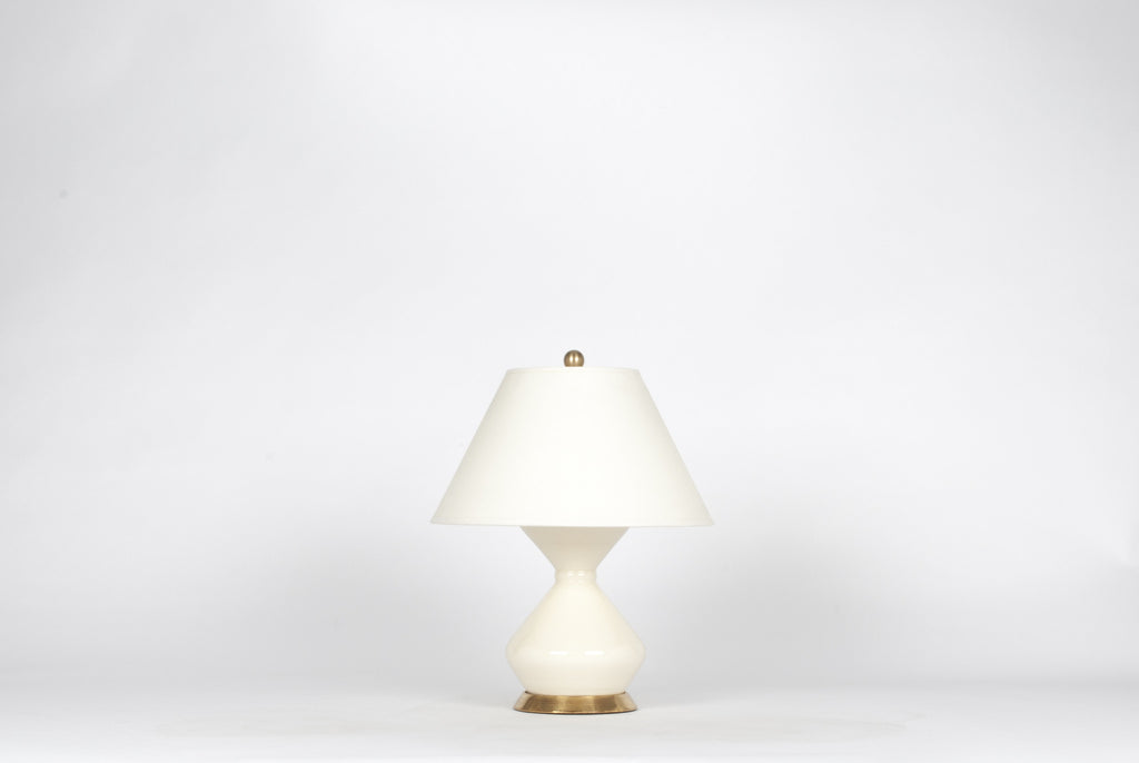 Single Hager Lamp in Clear