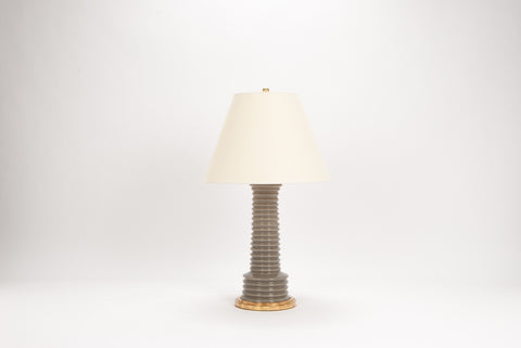 Single Harry Lamp in Grey