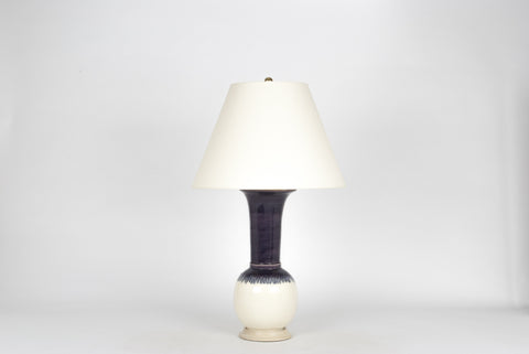 Single MR Alexandra Lamp in Plum Ombré