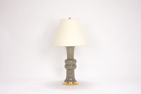 Single Medium Sophie Lamp in Grey
