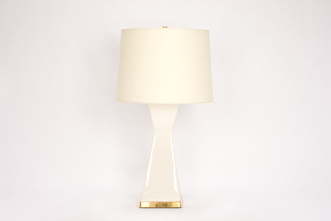 Single Melissa Lamp in Clear