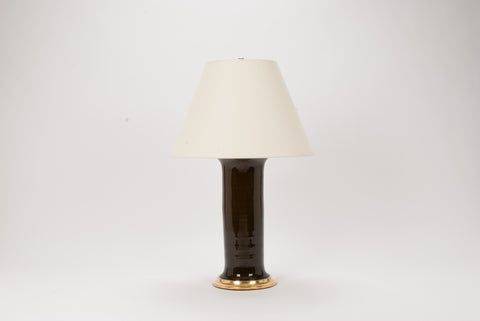 Single Patricia Lamp in Olive