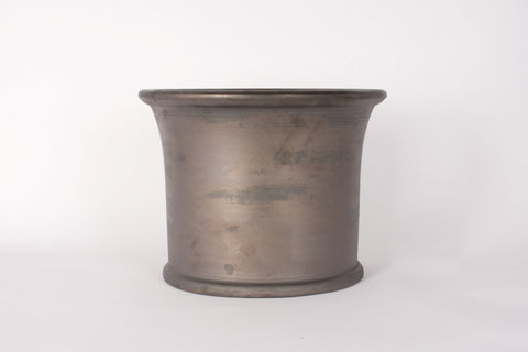 HT Extra Large Cache Pot in Matte Bronze