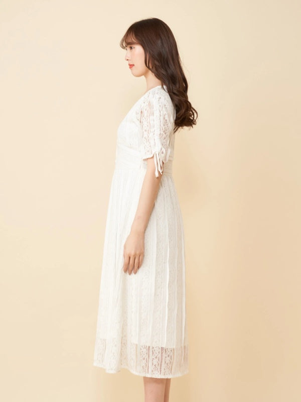 dross lace dress
