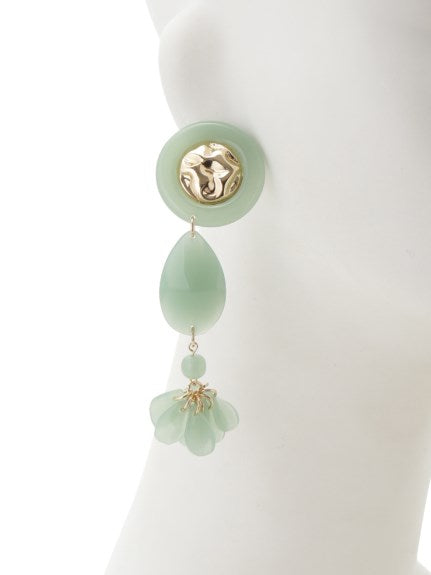 combi volume earrings