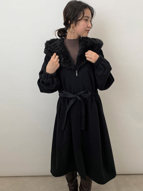 long lady mod coat