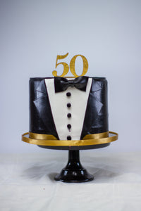 Celebration Cake for Him or Her