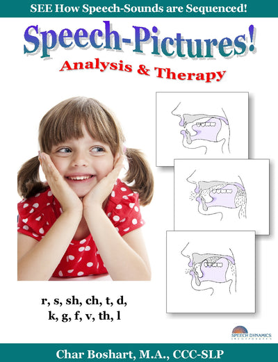 Speech Pictures! Analysis & Therapy (ebook)